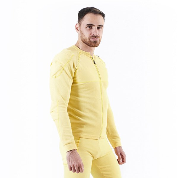 Bowtex Standard yellow shirt