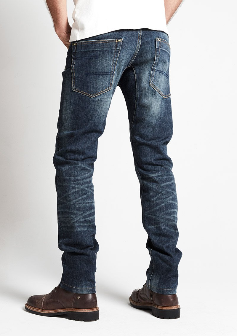 Spidi J-Tracker jean dark blue