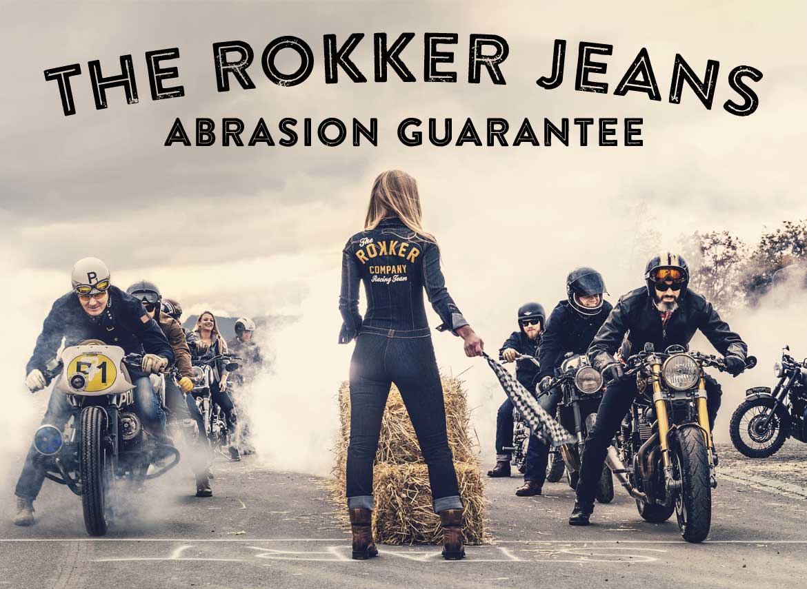 Rokker Abrasion Guarantee header