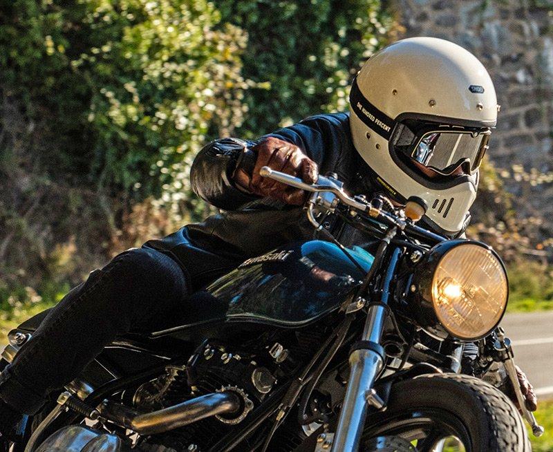 5f3c384a Shoei Ex-Zero helmet review