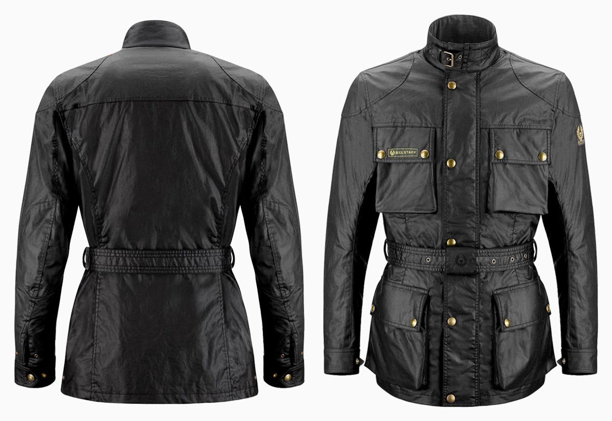 Belstaff Trialmaster six ounce jacket product images