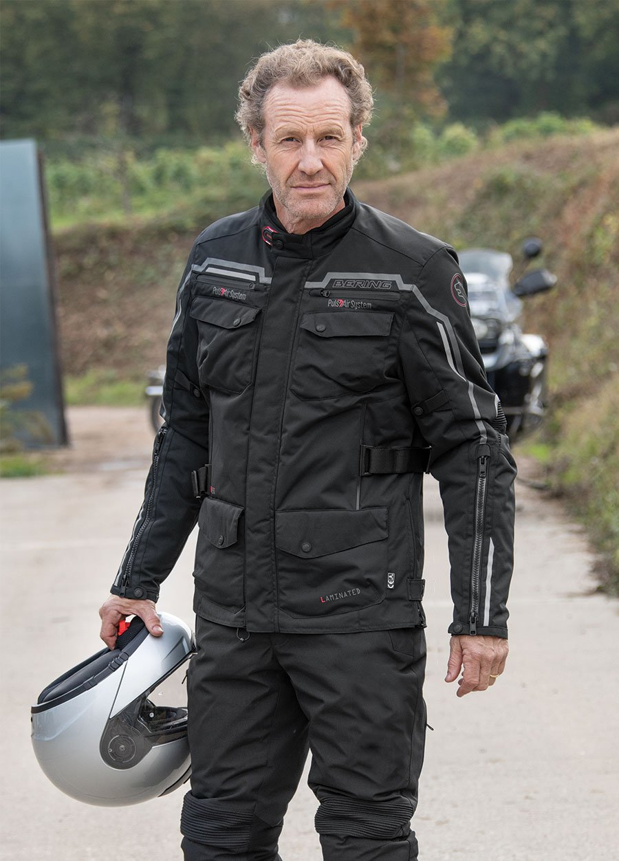 The Bering Balistik jacket and pant