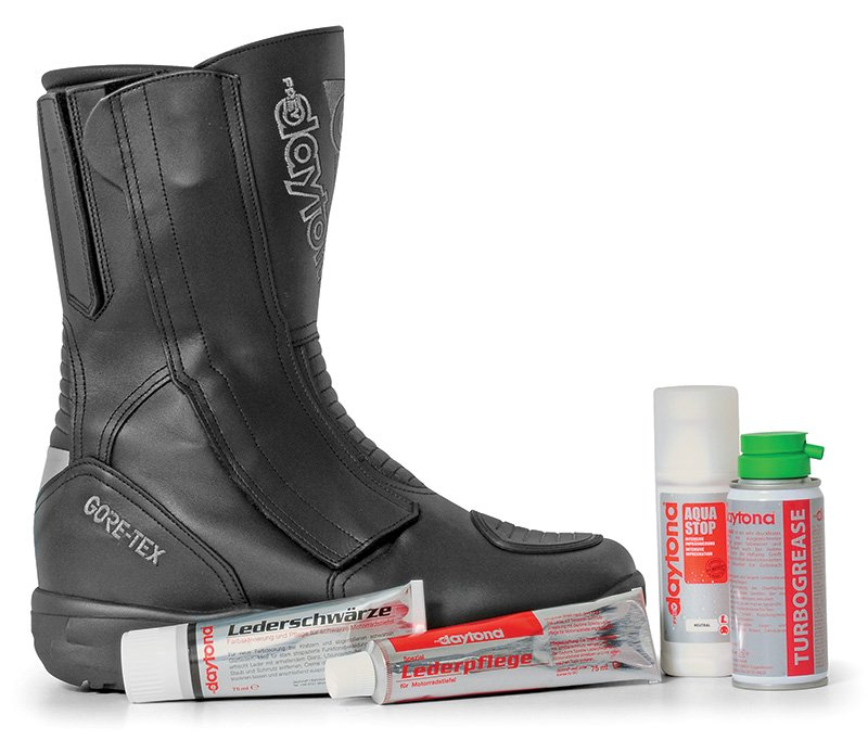 Daytona boot cleaning products