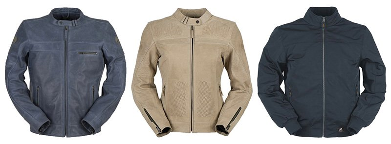 New jackets from Furygan
