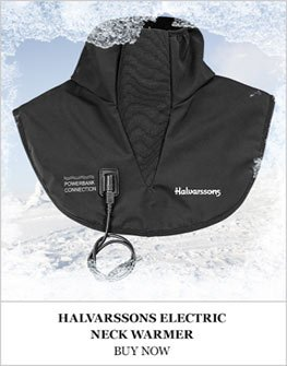 Halvarssons Electric Neck Warmer