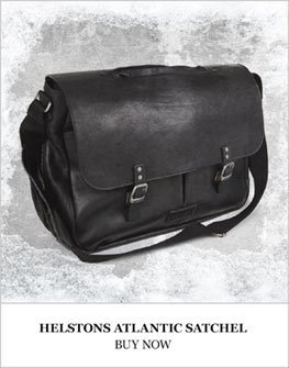 Helstons Atlantic Satchel