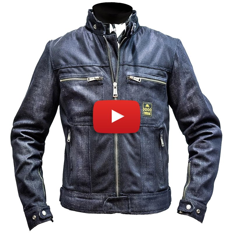 The Helstons Genesis jacket