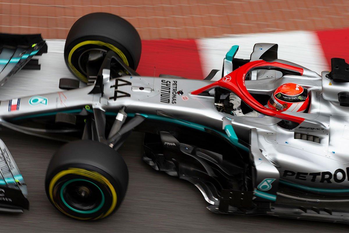 1 18 And 1 43 Hamilton 2019 Mercedes Monaco Lauda Tribute Diecast Model Car Review