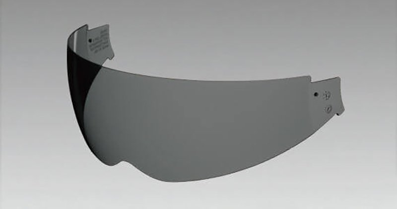 Shoei J-Cruise 2 sun visor