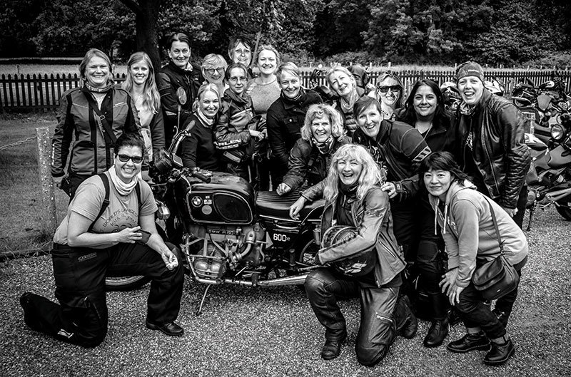 Click to buy a space on the Motolegends ladies-only ride