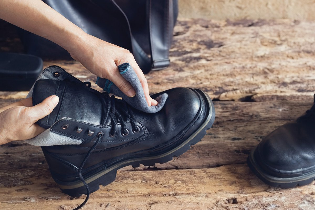 Looking after motorcycle boots header