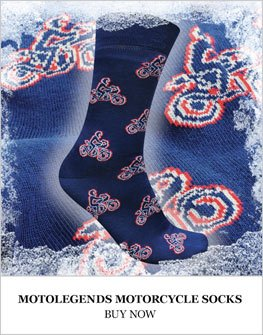Motolegends Motorcycle Socks