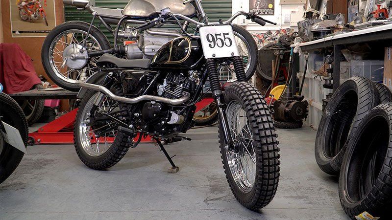 Motolegends Mutt desert sled