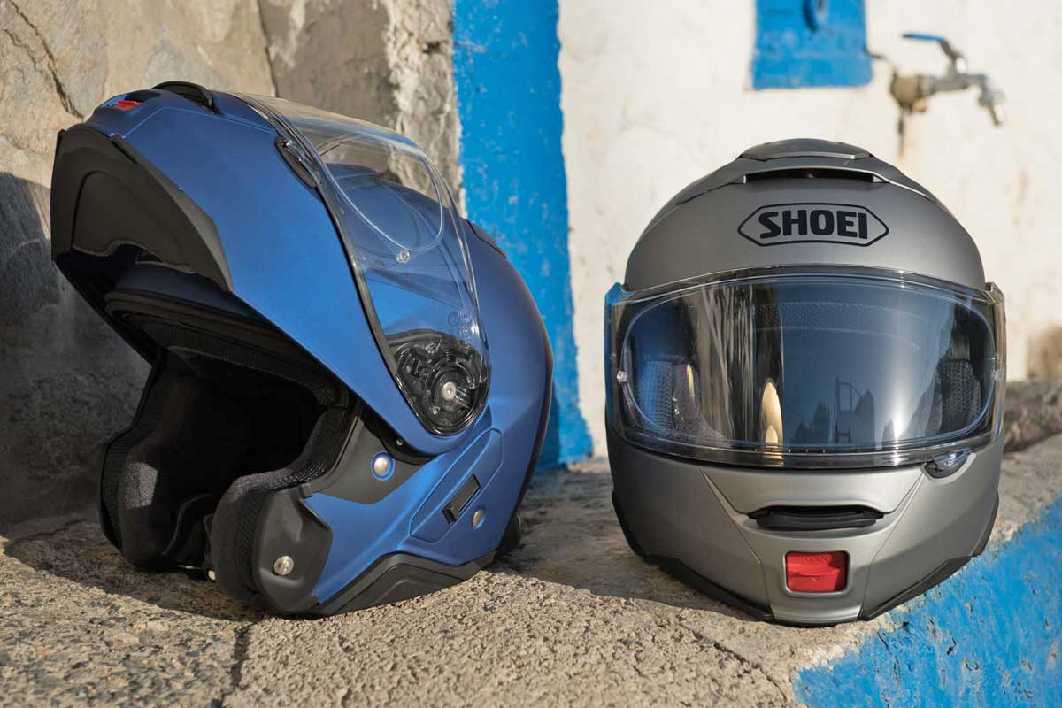 78c2564d Shoei Neotec 2 helmet review