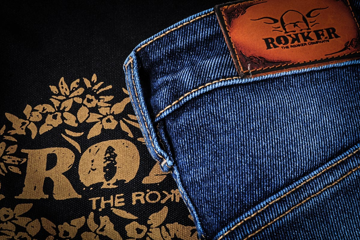 Rokker Rokkertech High Waist ladies jeans review