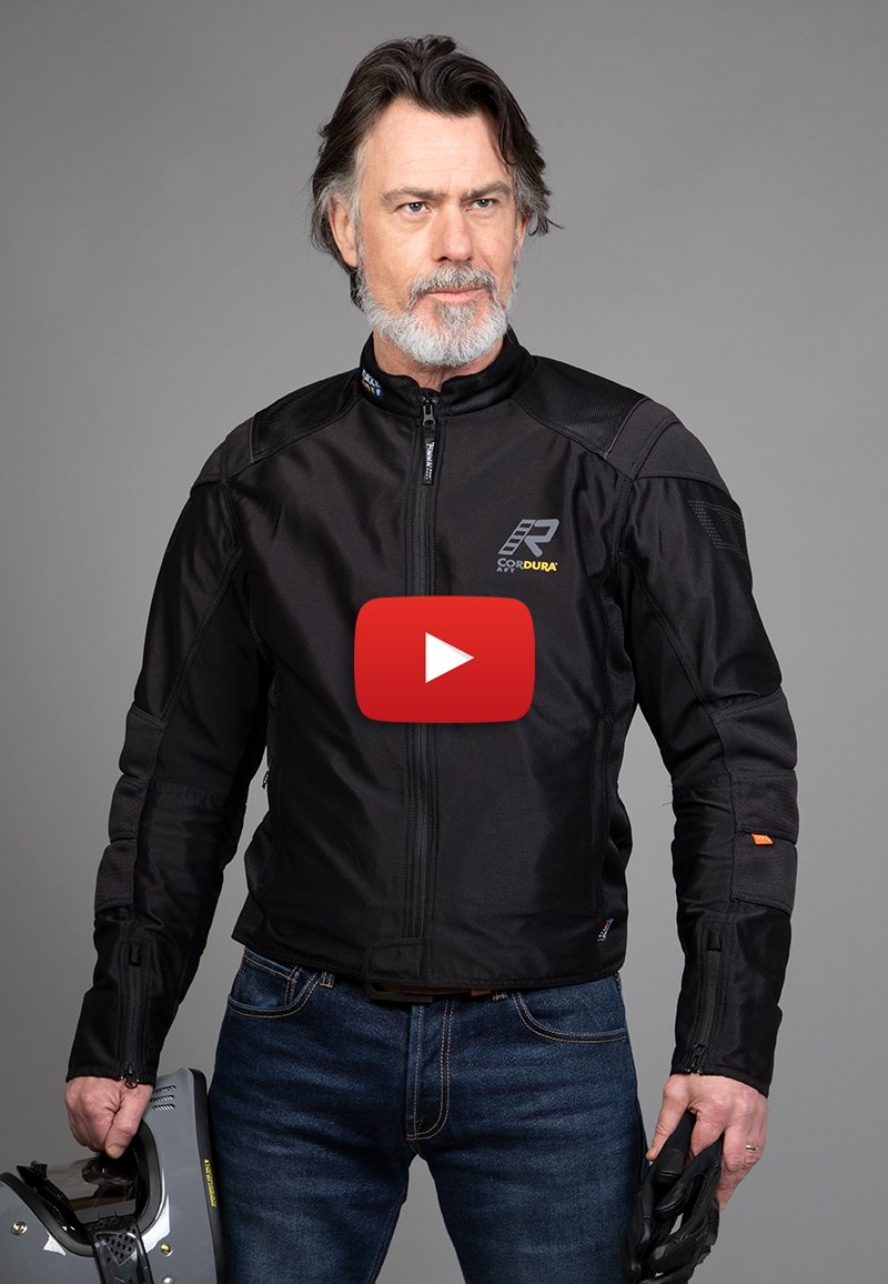 The Rukka Forsair Pro jacket