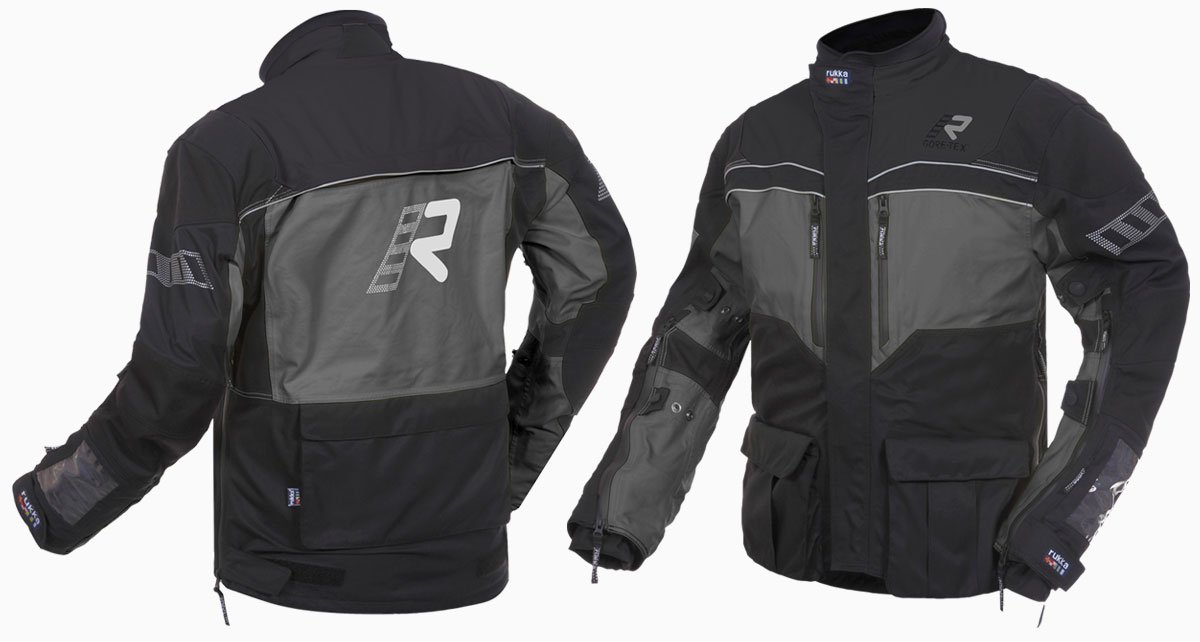 Rukka Overpass jacket product images