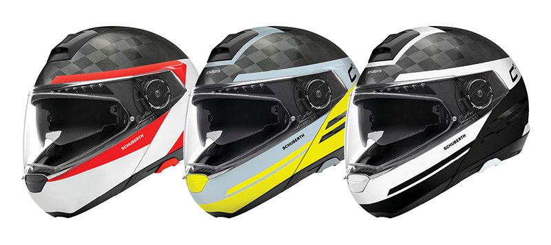 Schuberth C4 Pro Carbon now in stock