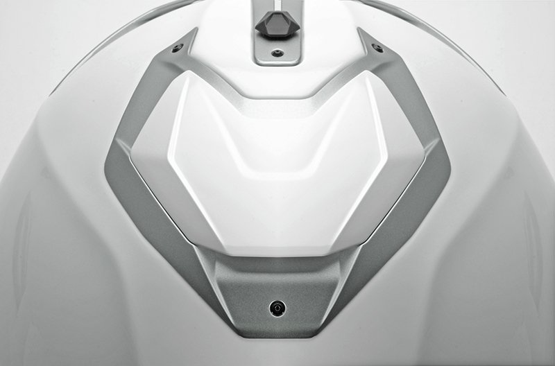 Shark Spartan GT top vent