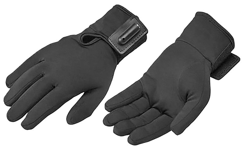Warm and Safe heated glove