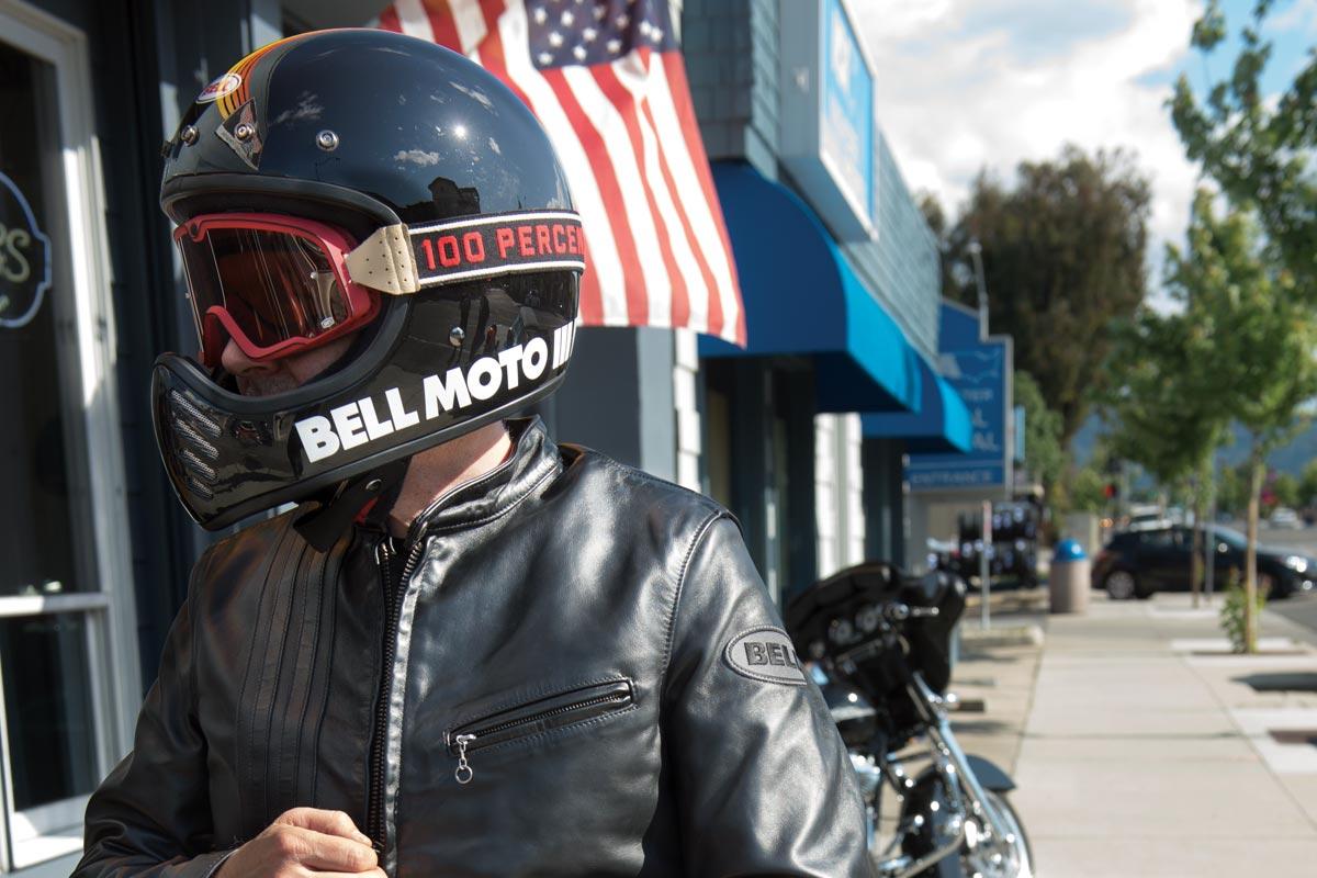 Bell Moto 3 >> Bell Moto 3 Helmet Review