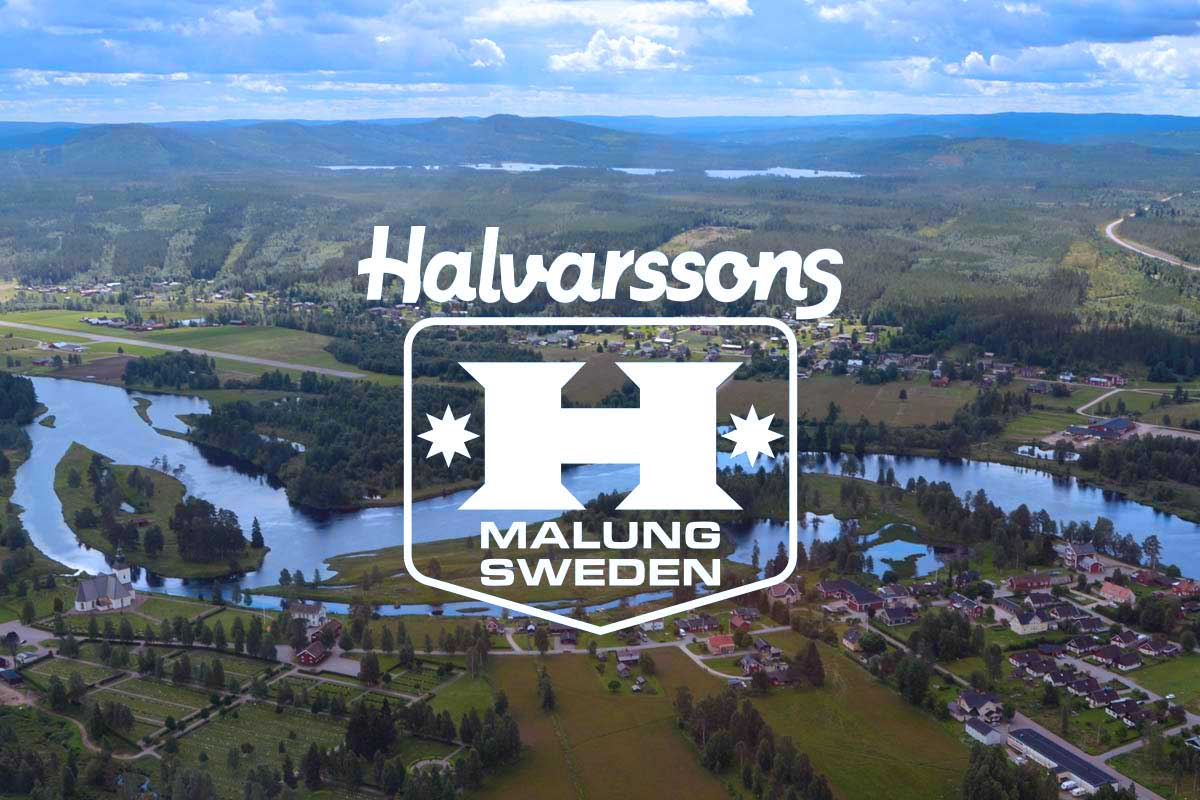 Halvarssons editorial header