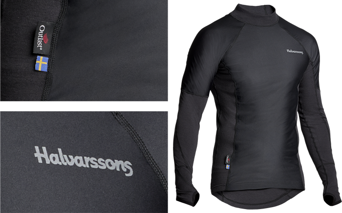 Halvarssons Polo Wind base layer