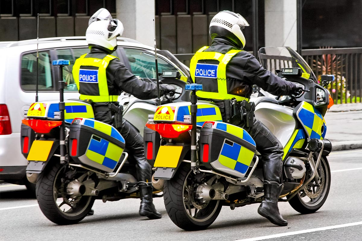 Police Motorcycle Gloves Review