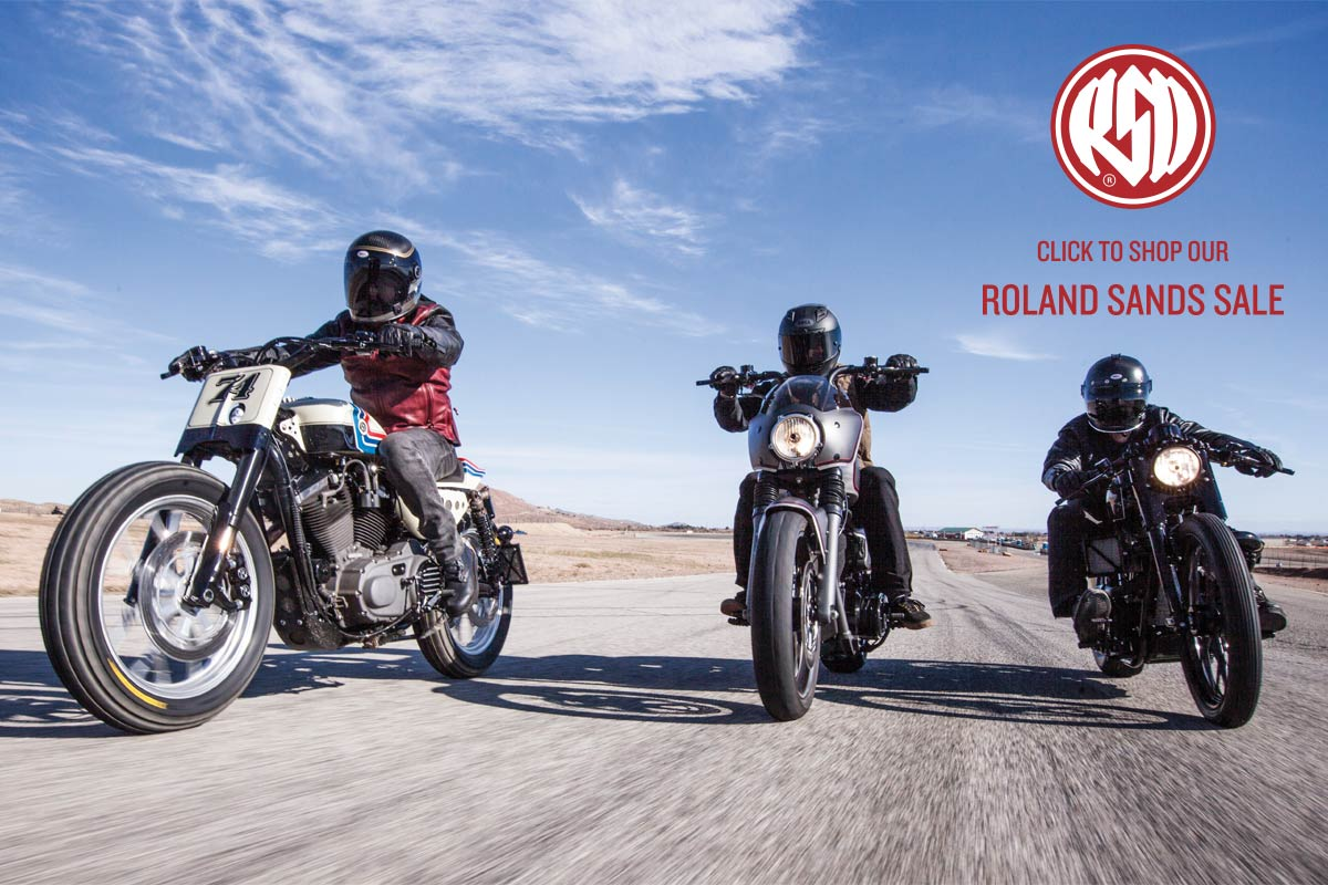 Roland Sands Sale header