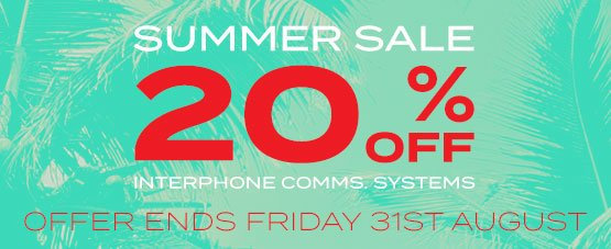Intephone Summer Sale