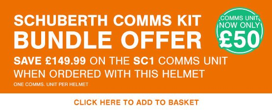 Schuberth Comms Offer